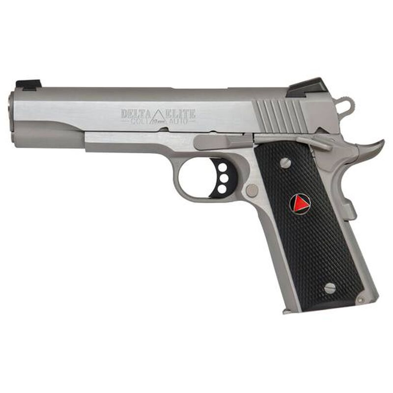 Colt 1911 Fs Delta Elite Pistol 10mm Auto 5 Bbl 8rds Ss Cheaper