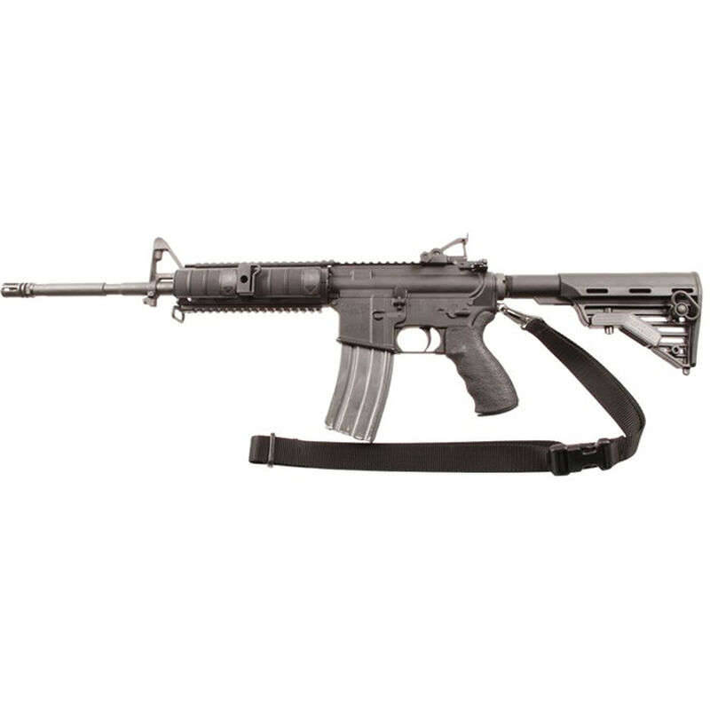 BLACKHAWK! Sportster Single Point Tactical Rifle Sling Nylon Black