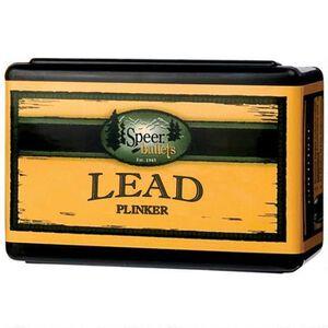 "Speer Lead Plinker Handgun Bullets .45 Caliber .451"" Diameter 230 Grain Copper Plated Round Nose Projectile 500 Per Box 4714"