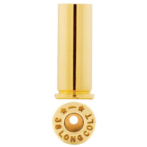 Starline .38 Long Colt Unprimed Brass Cases 100 Count 38LCEUP-100