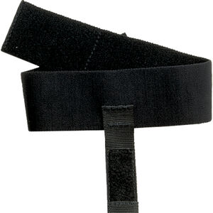 Galco Ankle Calf Strap for Ankle Glove/Ankle Lite Elastic Nylon Black