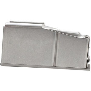 SAKO 85 Type A 6 Round Magazine 204 Ruger, 223 Rem. Stainless Steel