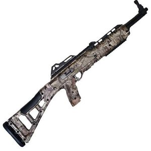 "Hi-Point Carbine Semi Auto Rifle 9mm Luger 16.5"" Barrel 10 Rounds Polymer Stock Woodland Camo 995TSWC"