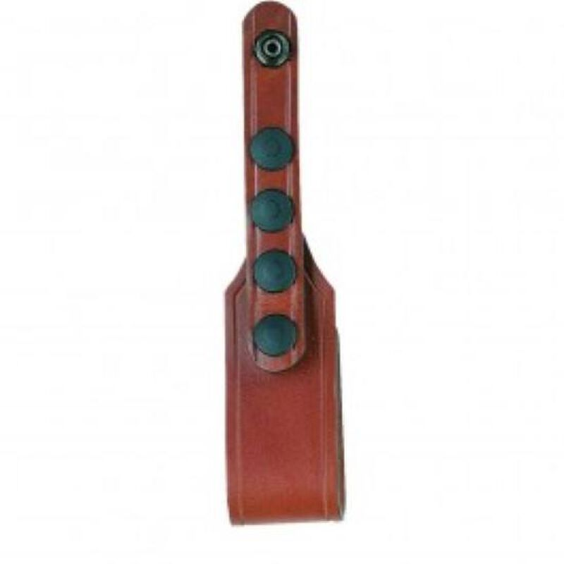 Aker Leather Shoulder Holster Tie Down Leather
