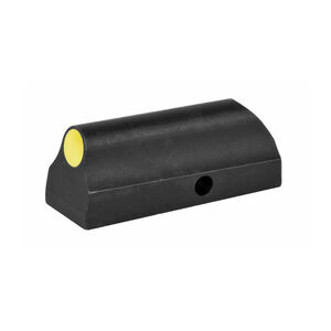 XS Sight Systems Ember Standard Dot Yellow Ruger LCR .38/.357 Magnum Models Only Front Sight Matte Black