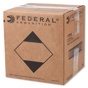 Federal Power-Shok .375 H&H Magnum Ammunition 200 Rounds JSP 270 Grains 375A