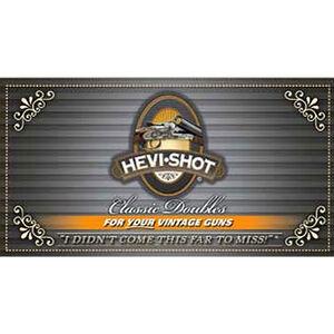 """Hevi-Shot Classic Doubles 12 Gauge Ammunition 10 Rounds 3"""" #5 Lead Free Shot 1-1/4 Ounce 1150 fps"""