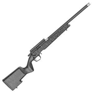 "Christensen Arms Ranger 22 .22 LR Bolt Action Rifle 18"" Carbon Fiber Barrel 10 Rounds Composite Stock Black/Gray Webbing"