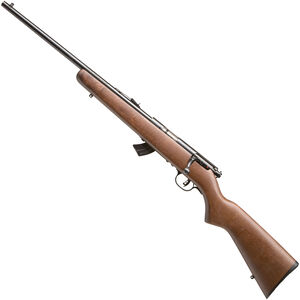 "Savage Mark II GLY Youth Bolt Action Rifle .22 LR 19"" Barrel 10 Rounds Hardwood Stock Blued Barrel Left Hand 50702"