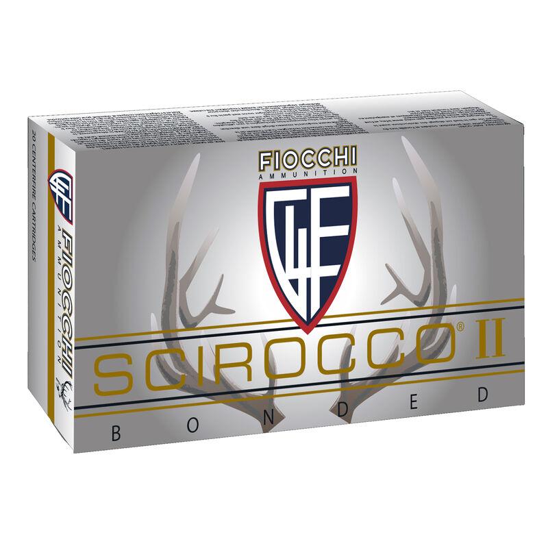 Fiocchi Extrema 6.5 Creedmoor Ammunition 20 Rounds 130 Grain Swift Scirocco II Boat Tail Spitzer