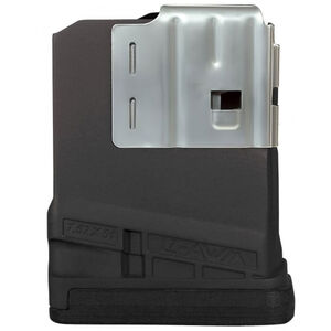 Lancer L7 Advanced Warfighter Magazine .308 Win/7.62 NATO 10 Rounds Polymer Opaque Black