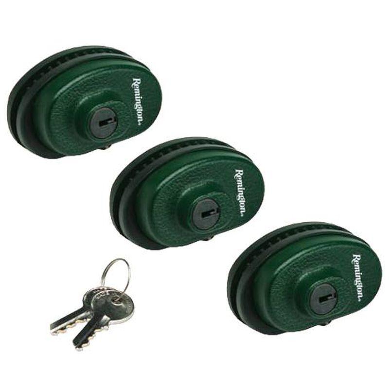 Remington Trigger Lock Keyed Alike Three Pack 19439
