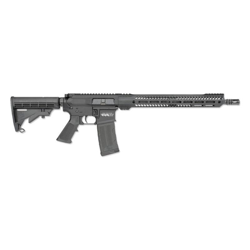 """Rock River Arms LAR-15 RRAGE 3G Rifle AR-15 .223/5.56 NATO Semi Auto Rifle 16"""" Barrel 30 Round Magazine Black DS1700"""