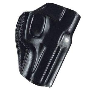 Galco Stinger Belt Holster Ruger LCR Revolver Right Hand Leather Black Finish SG300B