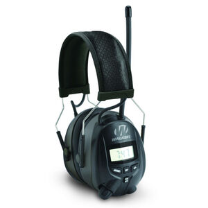 Walker's Digital AM / FM Radio Muff Electronic Ear Protection