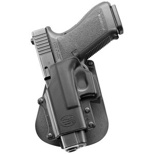 Fobus Holster Glock 21SF,29,30,30SF/S&W Sigma Series V Left Hand Paddle Attachment Polymer Black