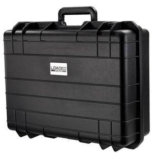 Loaded Gear, Hard Case HD-400, Black, Strap