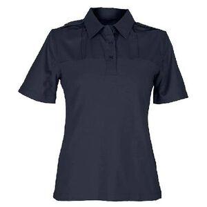 5.11 Tactical Women's Short Sleeve PDU Rapid Shirt Extra Large Regular Midnight Navy 61304