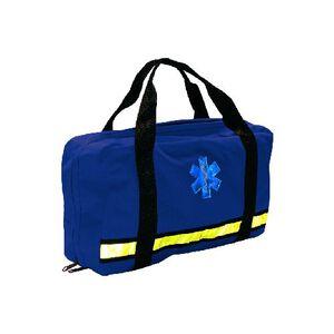 Emergency Medical International EMI Flat-Pac Response Bag Nylon Navy Blue 846