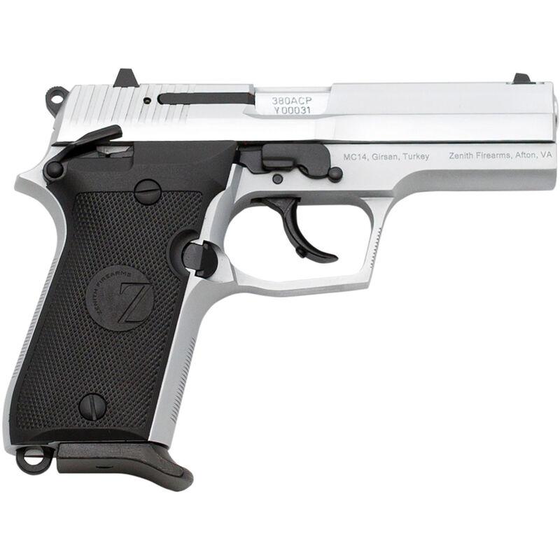 "Zenith Girsan MC14 .380 ACP Semi Auto Pistol 13 Rounds 3.43"" Barrel White"