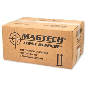 Magtech .38 Special Ammunition 1000 Rounds SCHP 95 Grains FD38A