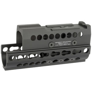 Midwest Industries AK-47 Handguard with Aimpoint T1 Topcover