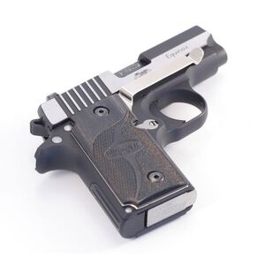 Techna Clips SIG Sauer P938 Retention Belt Clip Right Hand Steel Black GLOCKBRL
