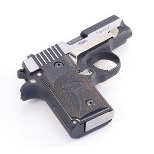 Techna Clips SIG Sauer P938 Retention Belt Clip Right Hand Steel Black GLOCKBRL