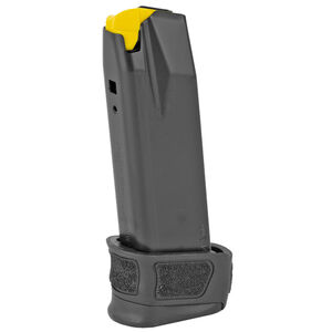 Taurus TH9C 17 Round Magazine 9mm Luger Polymer  Base Plate Grip Sleeve Alloy Body Matte Black