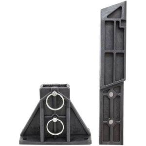 ERGO MAST System And Base For GLOCK Large Frame Polymer Black 5004
