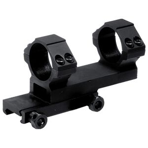 "UTG ACCUSHOT® 1"" Bidirection Offset Picatinny Integral Mount"