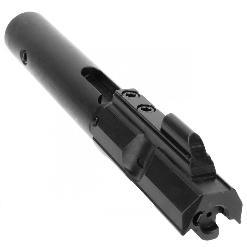 TacFire 9mm AR-15 Bolt Carrier Group Ramped Black Nitride USA Made BCG-9MM