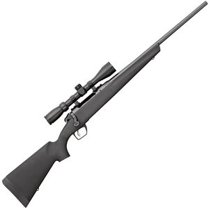 "Remington 783 Compact Bolt Action Rifle 243 Win 20"" Barrel 4 Rounds with 3-9x40mm Scope Free Float Synthetic Stock Black Matte Blue Finish 85852"