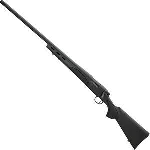 "Remington Model 700 SPS Varmint Left Hand Bolt Action Rifle .308 Win 26"" Barrel 4 Rounds Synthetic Stock Matte Blue Finish 84229"