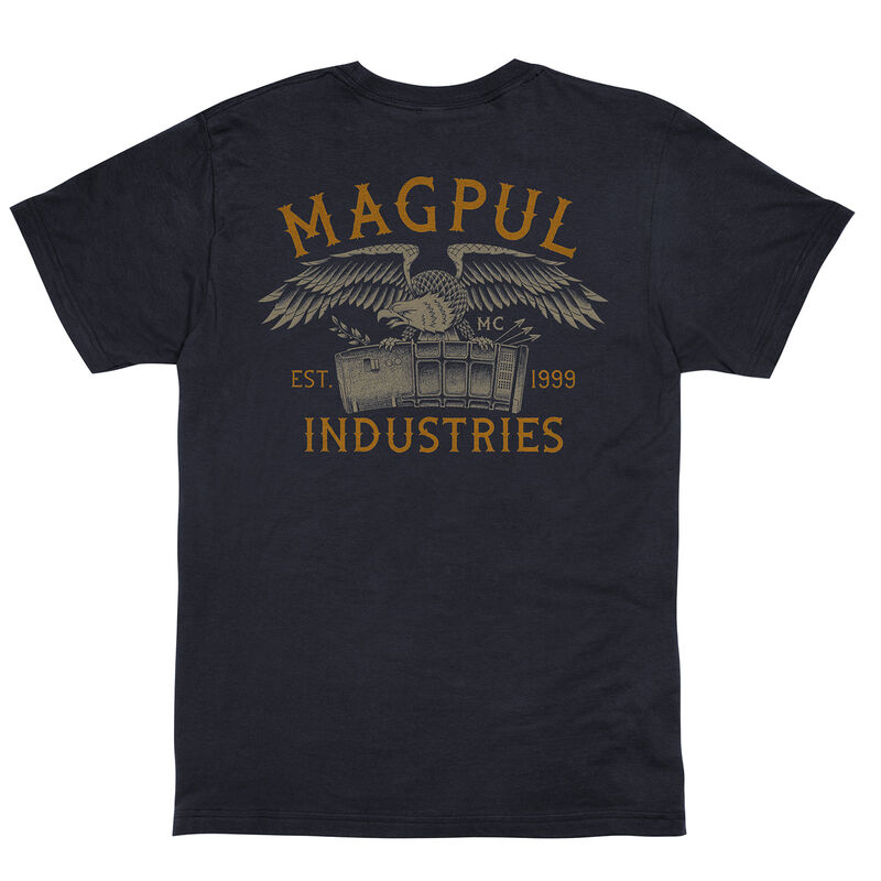 Magpul PMag T-Shirt Short Sleeve Color Navy Size XXX-Large