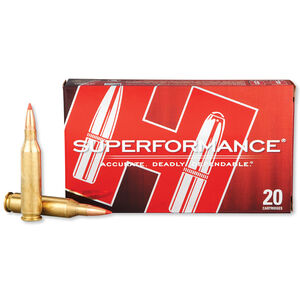 Hornady Superformance .243 Win 80 Grain GMX 20 Round Box
