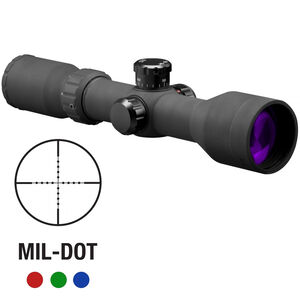 AIM Sports XPF Series 3-9x42mm Riflescope JXPFEM3942G