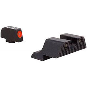 Trijicon HD XR Night Sight Set Orange Front Outline for Glock Models 17/17L/19/22/23/24/25/26/27/28/31/32/33/34/35/37/38/39