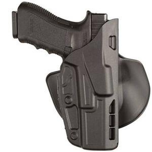"Safariland 7TS ALS S&W M&P 9mm Pro/.40 S&W 5"" Concealment Belt Holster Right Hand SafariSeven Black 7378-819-411"