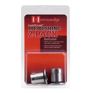Hornady Lock-N-Load Quick Change Die Bushings 2 Pack 044094