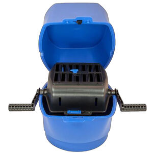 "Barry's Brass Sorter/Media Separator .327-.592"" Polymer Blue"