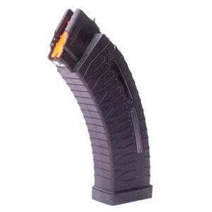 American Tactical Imports Schmeisser S60 AK-47 Window Magazine 7.62x39 Soviet 60 Round Polymer Black