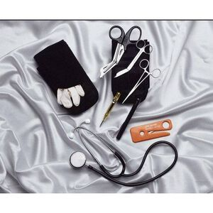 Emergency Medical International Emergency Response Holster Set Black 660