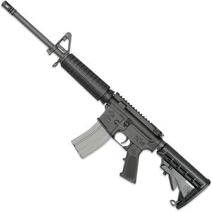 "Rock River LAR-15 CAR A4 5.56 NATO AR-15 Semi Auto Rifle 16"" Barrel 30 Rounds Carbine Length Handguard Collapsible Stock Black Finish"