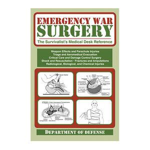 Proforce Equipment Books Emergency War Surgery