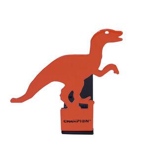 Champion Pop Up Metal Rimfire Target Raptor Orange 44882