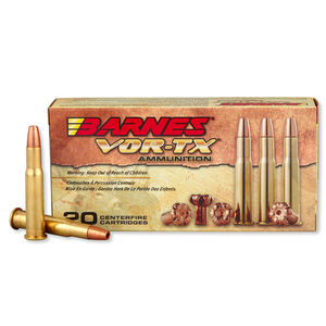 Barnes .30-30 Winchester Ammunition 20 Rounds, TSX HP, 150 Grains