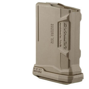 FAB Defense Ultimag 10R AR-15 5.56/.223 10 Round Polymer Magazine FDE