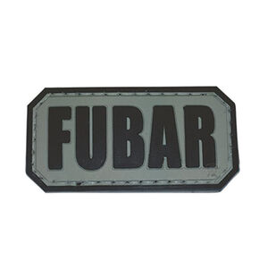 5ive Star Gear PVC Morale Patch Fireball