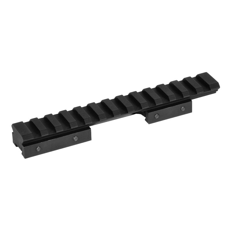EGW CZ 452/453/455/511/512 11mm Picatinny Rail 20MOA Aluminum Black